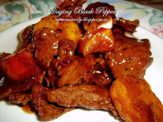 DAGING BLACK PEPPER