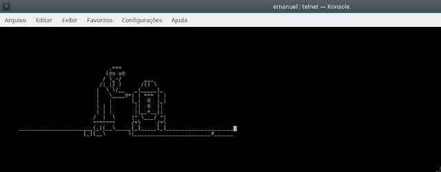 Assista Star Wars pelo Terminal do seu GNU/Linux!