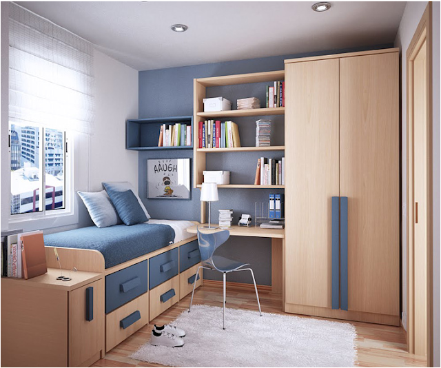Key Interiors By Shinay Transitional Bathroom Design Ideas: Key Interiors By Shinay: Modern Design For Teenage Boys