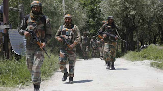 Indian soldier, 3 militants killed in Kashmir fighting