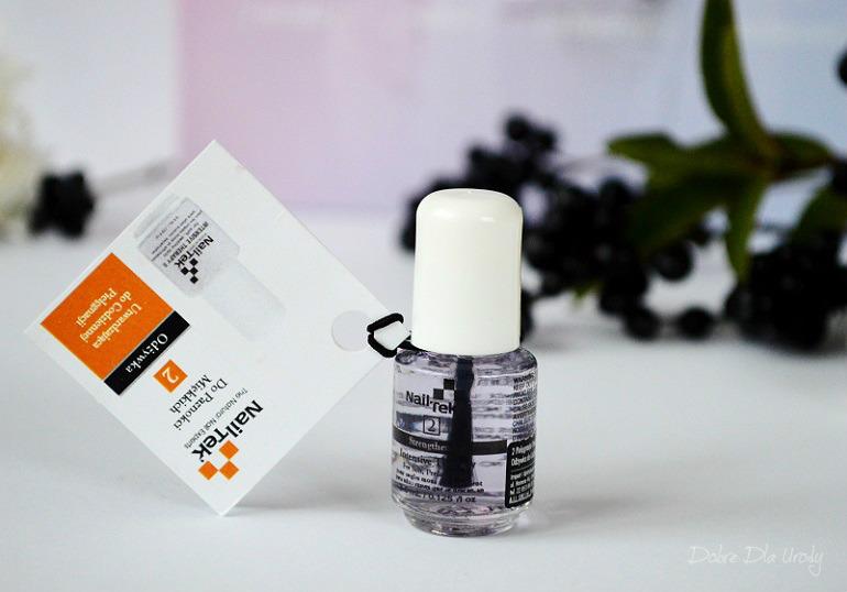 InspiredBy zestaw U.R.O.K - EDYCJA VI Nail Tek Intensive Therapy Odżywka do miękkich paznokci