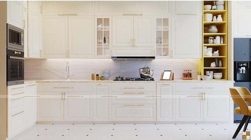 Thiết kế nội thất căn hộ 120m2 sang trọng, tiện nghi - H2