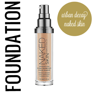Urban Decay Naked Skin Foundation