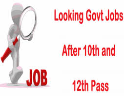 10th Pass Govt Jobs 2019 Vacancies List