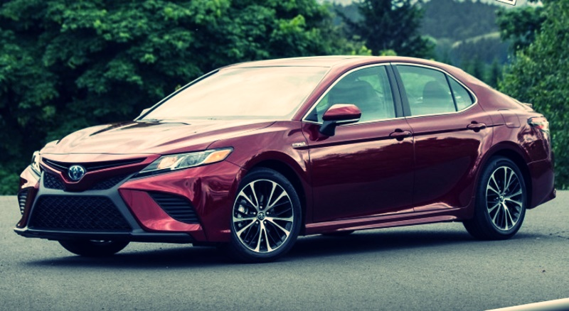 2018 Toyota Camry Review and Changes