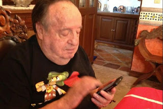 Chespirito exceeds 5 million in Twitter