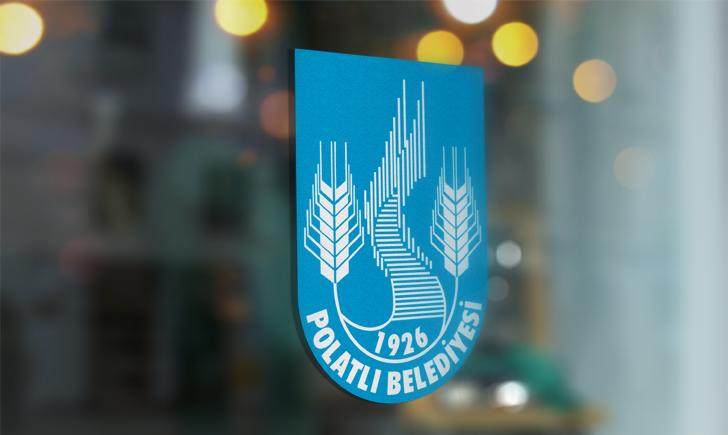 Ankara Polatlı Belediyesi Vektörel Logosu