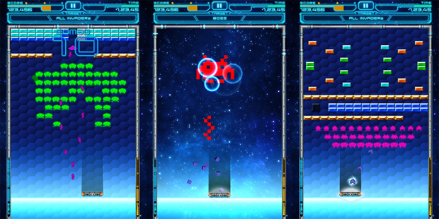 Download Game Arkanoid vs Space Invaders Mod Apk Update Terbaru