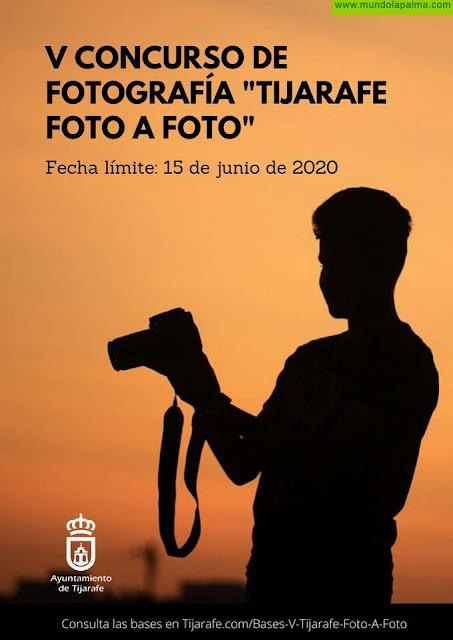 """Vuelve el concurso de fotografía """"Tijarafe foto a foto"""""""