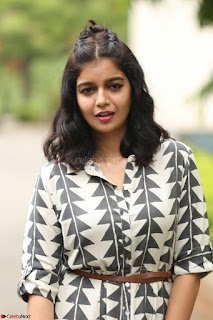 Swathi Reddy Looks super cute at London Babulu theatrical trailer launch ~  Exclusive 049.JPG