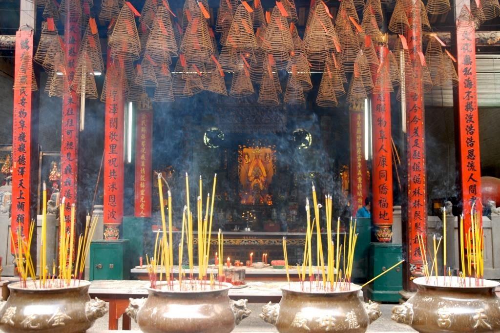 vietnam tempel, buddistische tempel vietnam, saigon tempel,