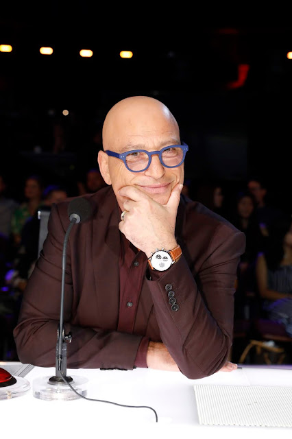 Video interview: Howie Mandel talks live show for week 3 of 'America's Got Talent'