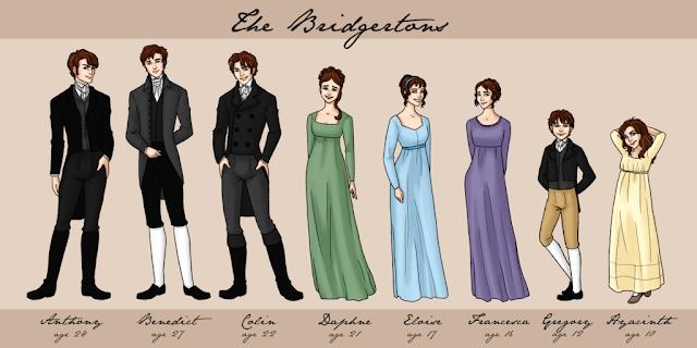 Família Bridgertons