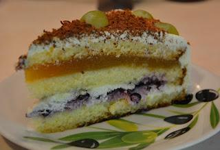tort bezglutenowy z mascarpone