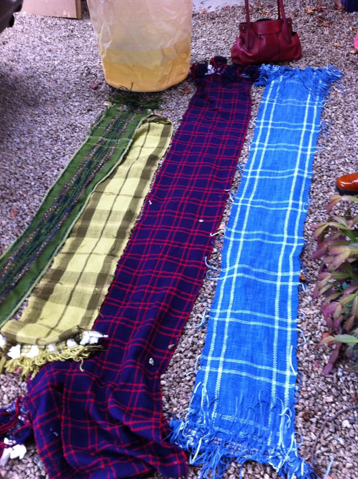 Centering With Fiber Saori Weaving Class With Rigid