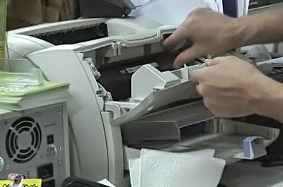 cách khắc phục lỗi máy in bị kẹt giấy