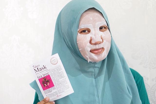 Ariul 7 days mask tea tree