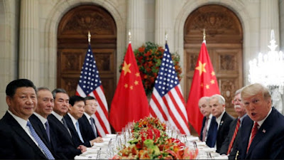 Trade War Eased
