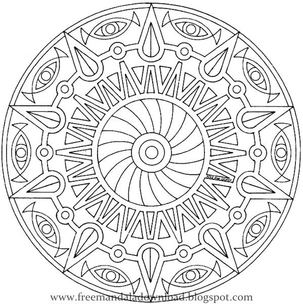 Ziemlich Mandala Malvorlagen Kompliziert Fotos - Framing Malvorlagen ...