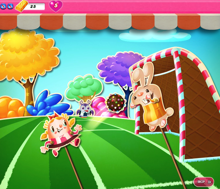 Candy Crush Saga 1431-1445