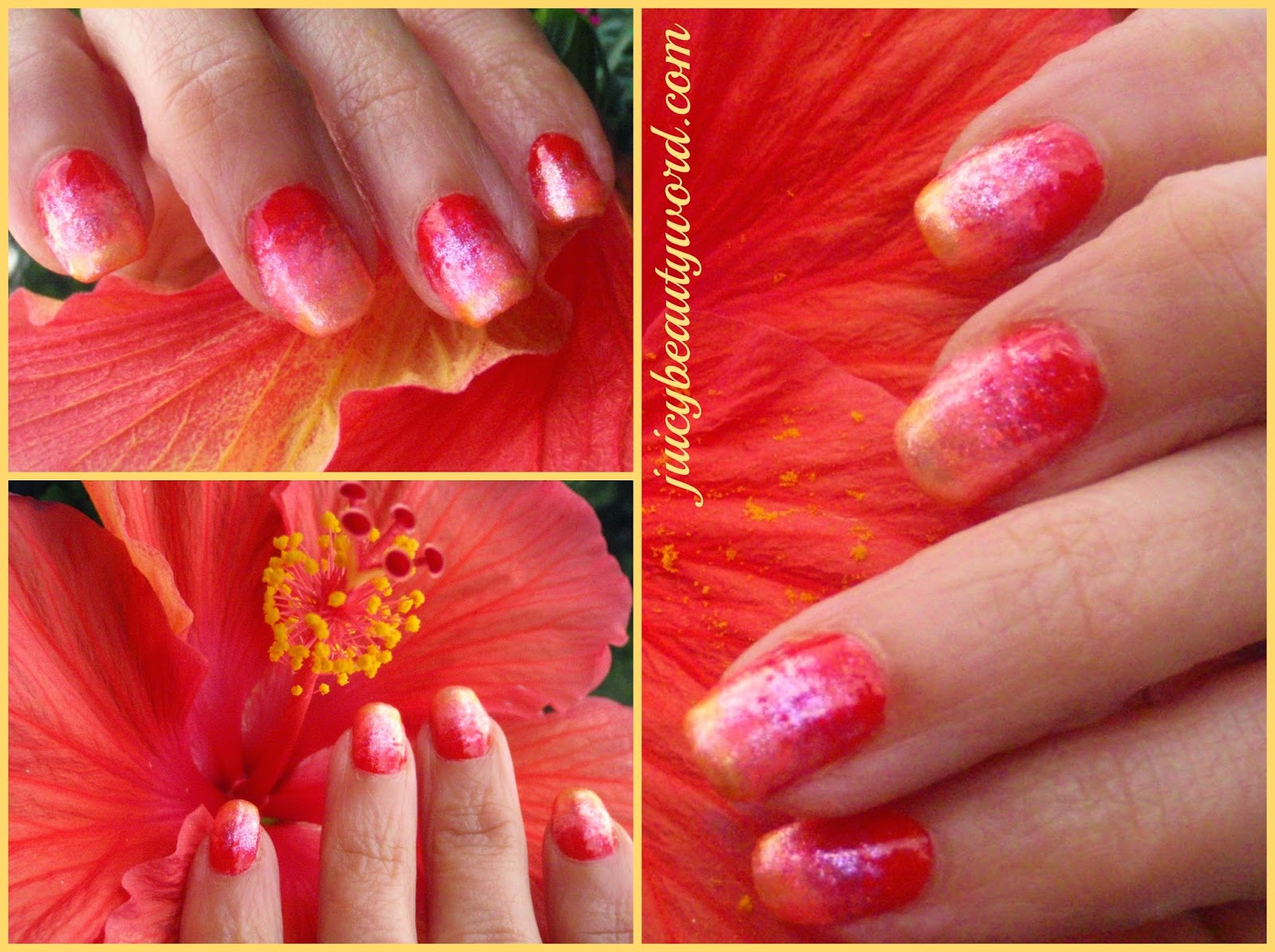 Nail art ombre nail designs