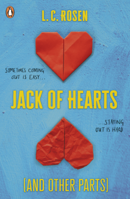 Jack of Hearts (and Other Parts) by Lev Rosen