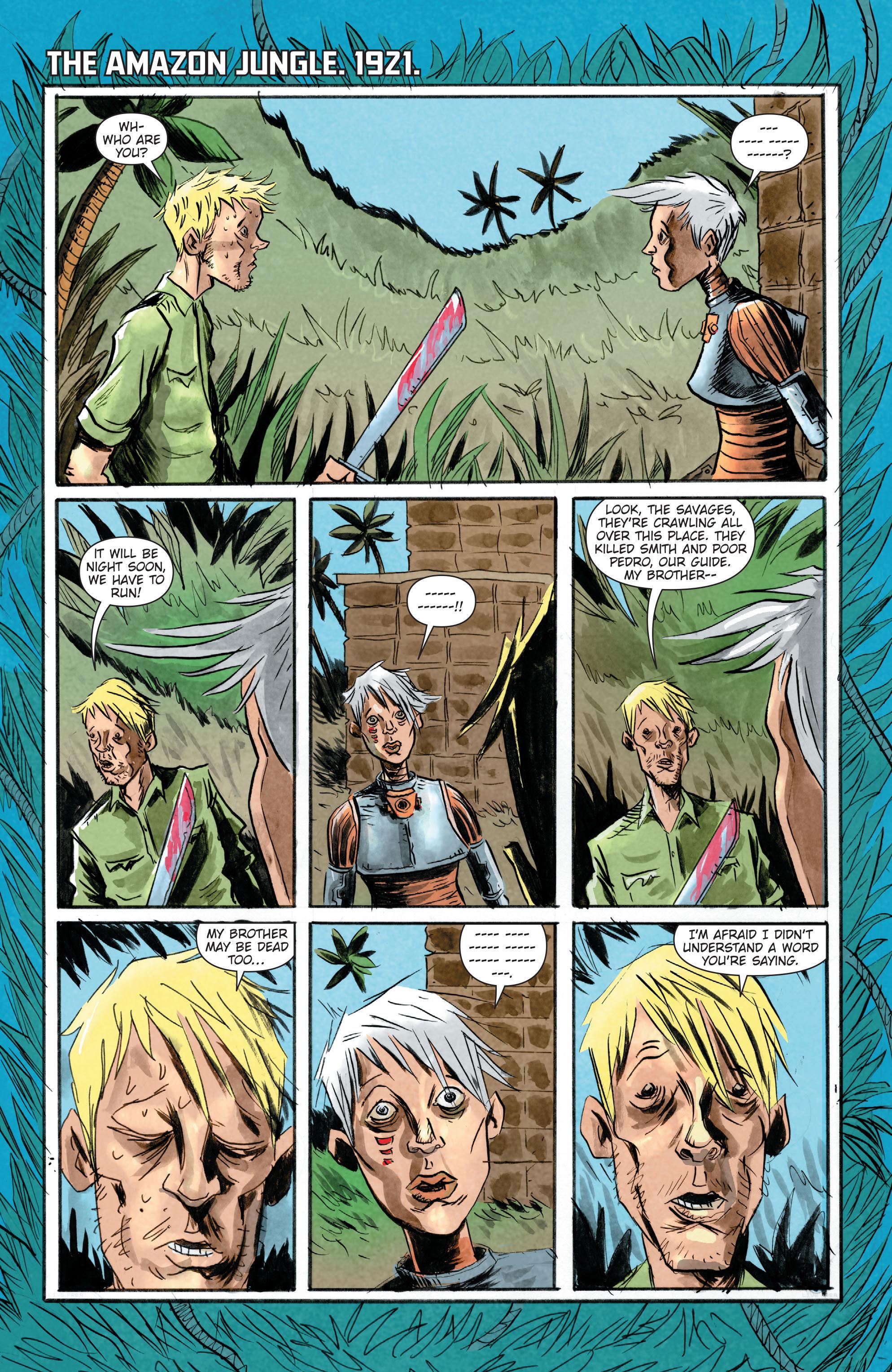 Read online Trillium comic -  Issue # TPB - 37