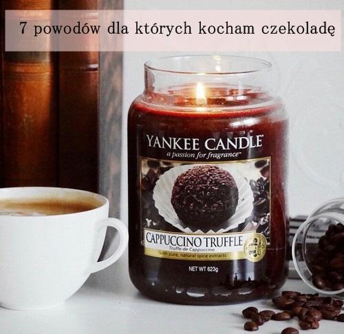 zapachy do domu, czekoladowe trufle