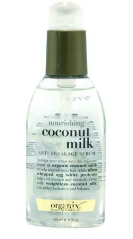 melaliya s world melaliya s review organix coconut milk serum