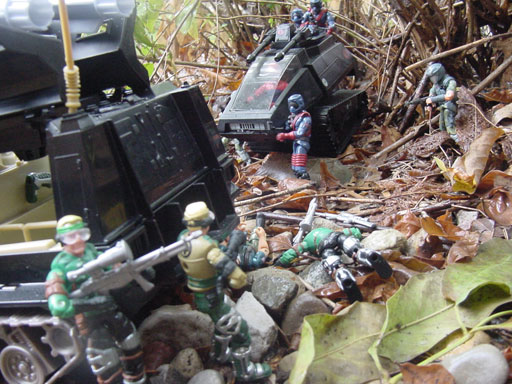 2002 Wave V Shock Viper, Night Rhino, Mirage, Viper, Dusty, Convention Exclusive Paratrooper Dusty, Hiss Tank, 1983, 2000, 1993 Outback