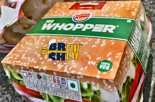 Burger King's Veg Angriest Whopper