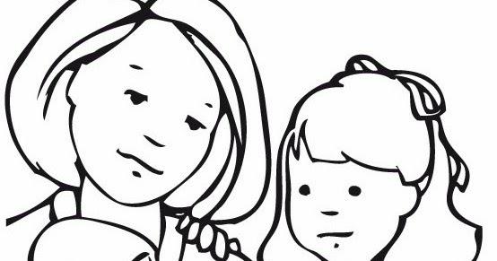 Dibujos Del Dia De La Mujer Para Colorear Dibujos Para Colorear