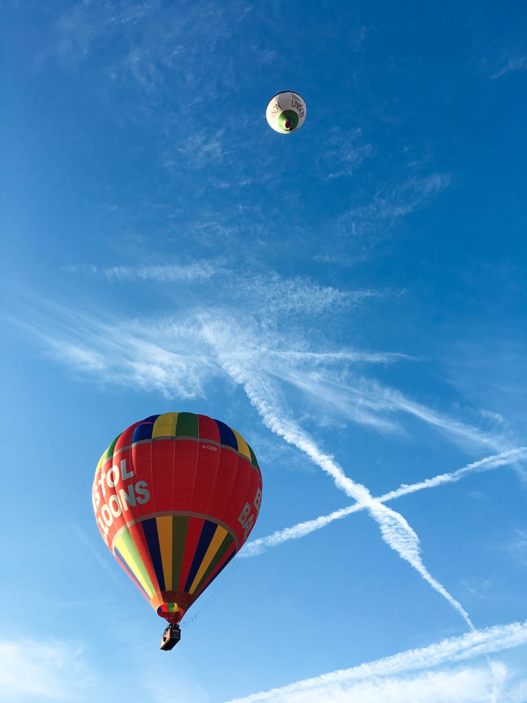 Bristol Balloon Fiesta Photo Diary