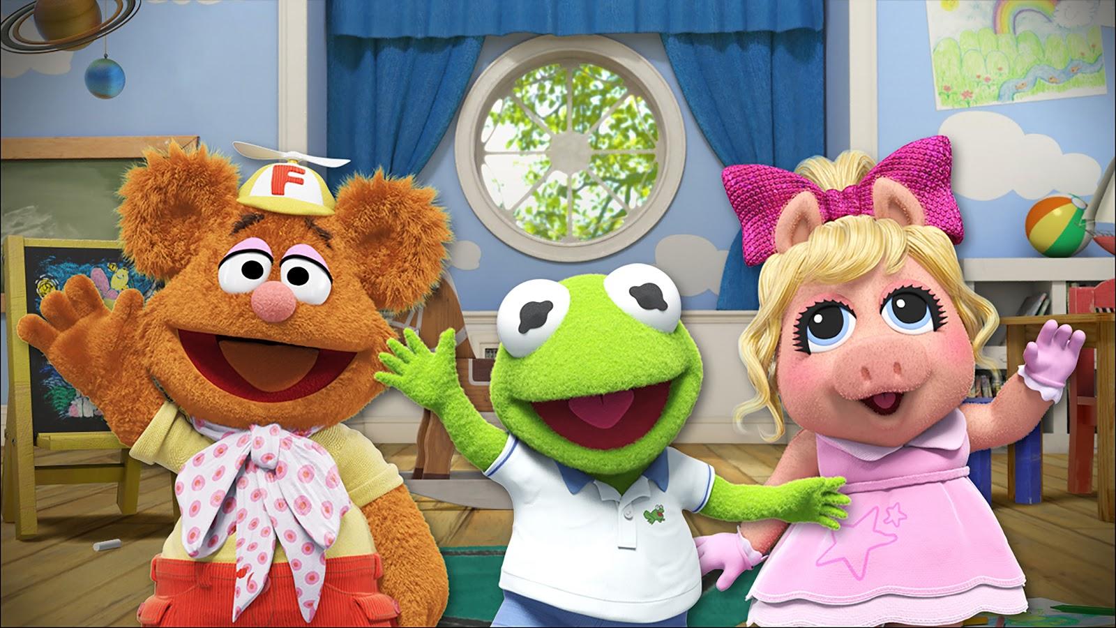 Disney Channel E Disney Junior Estreiam A Serie Animada Muppet Babies Em Junho O Universo Da Tv