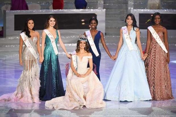 La Mexicaine Vanessa Ponce de Leon élue Miss Monde