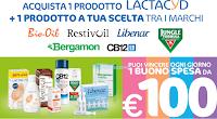 Logo Fai la spesa con Chefaro e vinci 66 buoni spesa da 100 euro