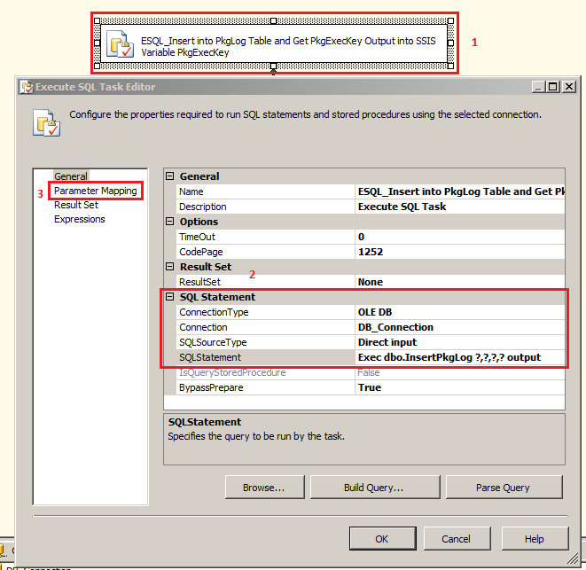 Welcome To TechBrothersIT: SSIS - How To Save Stored Procedure