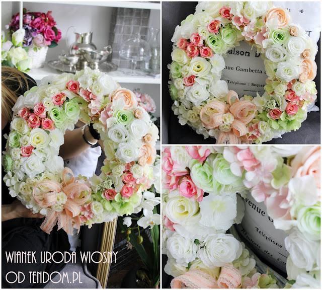 Bogactwo kolorów i kwiatów
