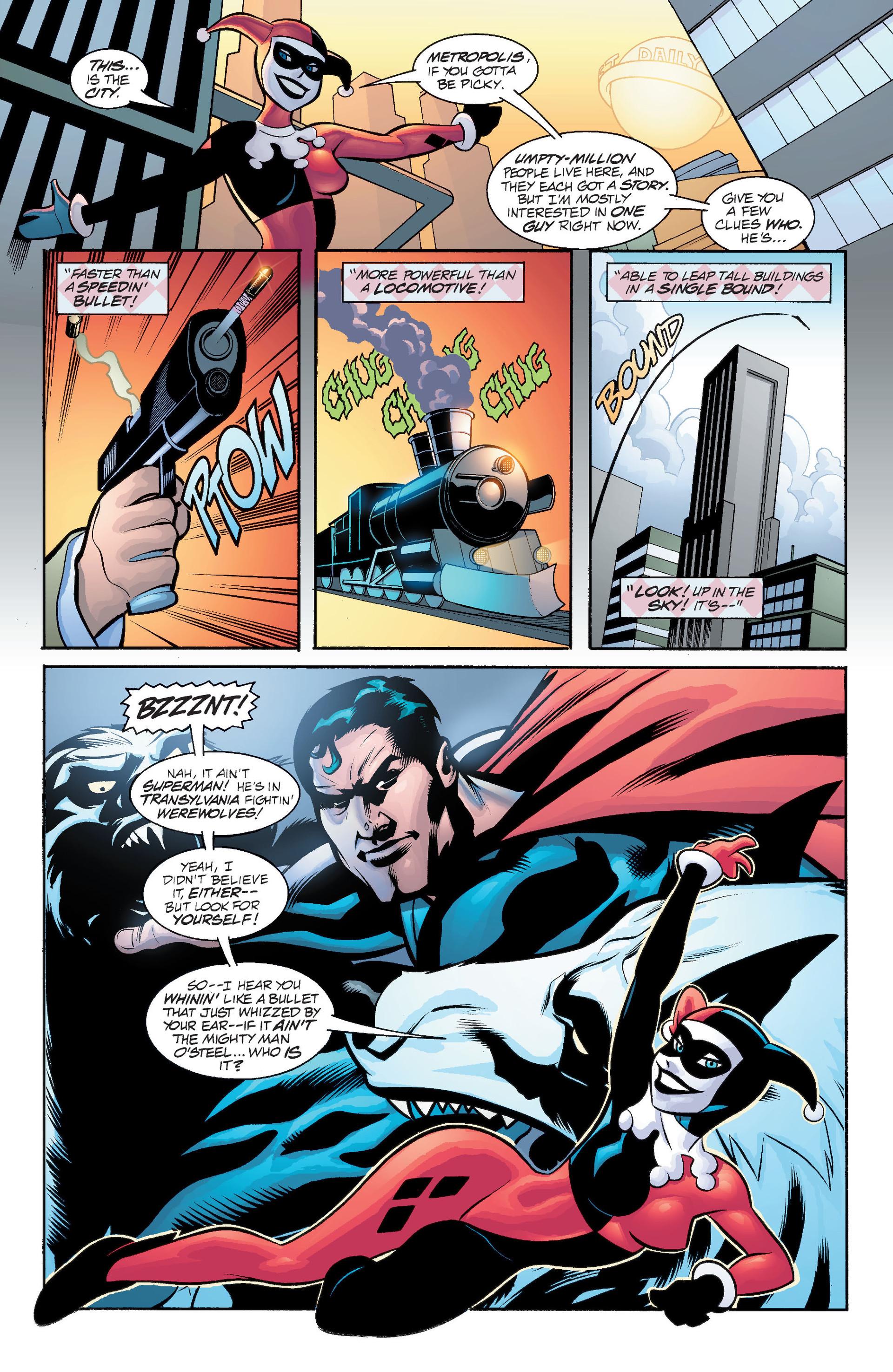Harley Quinn (2000) Issue #17 #17 - English 2