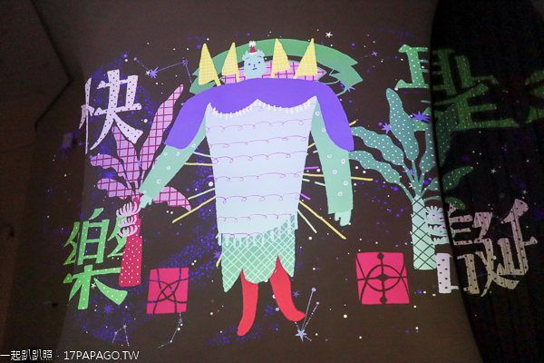 2019台中國家歌劇院魔幻曲牆光影秀、空中花園耶誕燈飾,免費參觀
