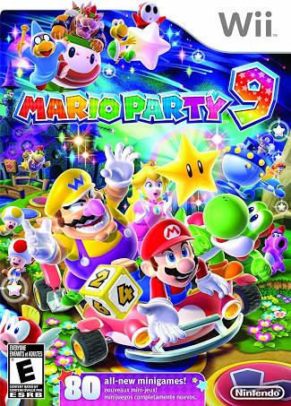 Juegos Para Wii 2018 Mega Wbfs Mario Party 9 Wii