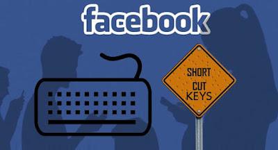Keyboard Shortcut Keys To Use on Facebook