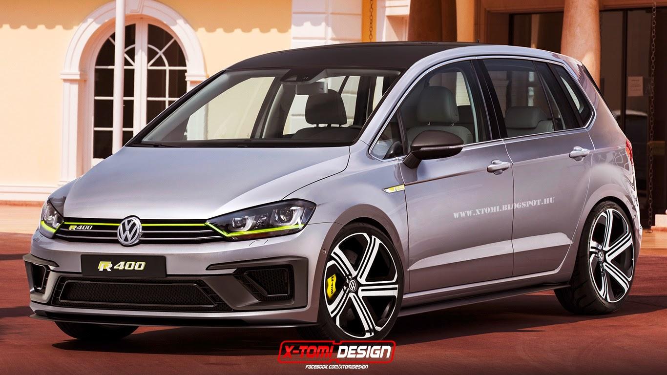 x tomi design volkswagen golf sportsvan r 400. Black Bedroom Furniture Sets. Home Design Ideas