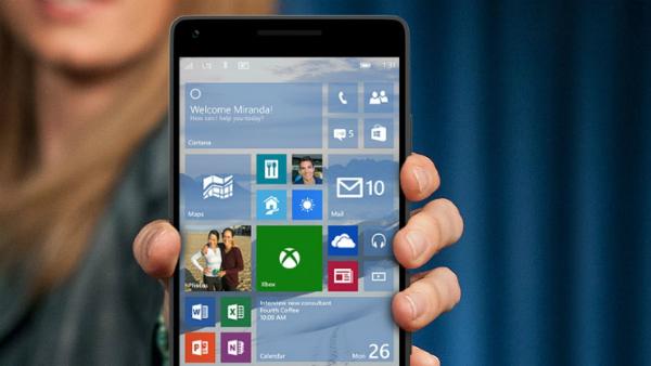 مايكروسوفت تبدأ بتعويض ويندوز فون 8.1 بـ ويندوز 10 موبايل