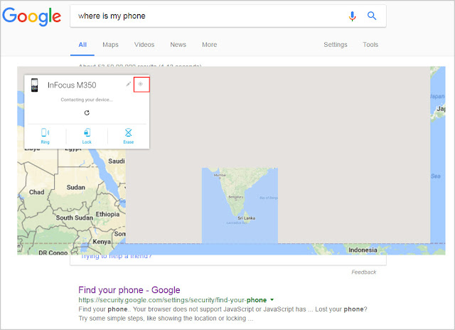 How to Trace Lost Smartphone