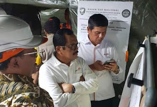 Direksi IPC Dan Kepala Cabang Pelabuhan Tanjung Priok Pantau Posko Di Dermaga Ex JICT II Sampai Malam