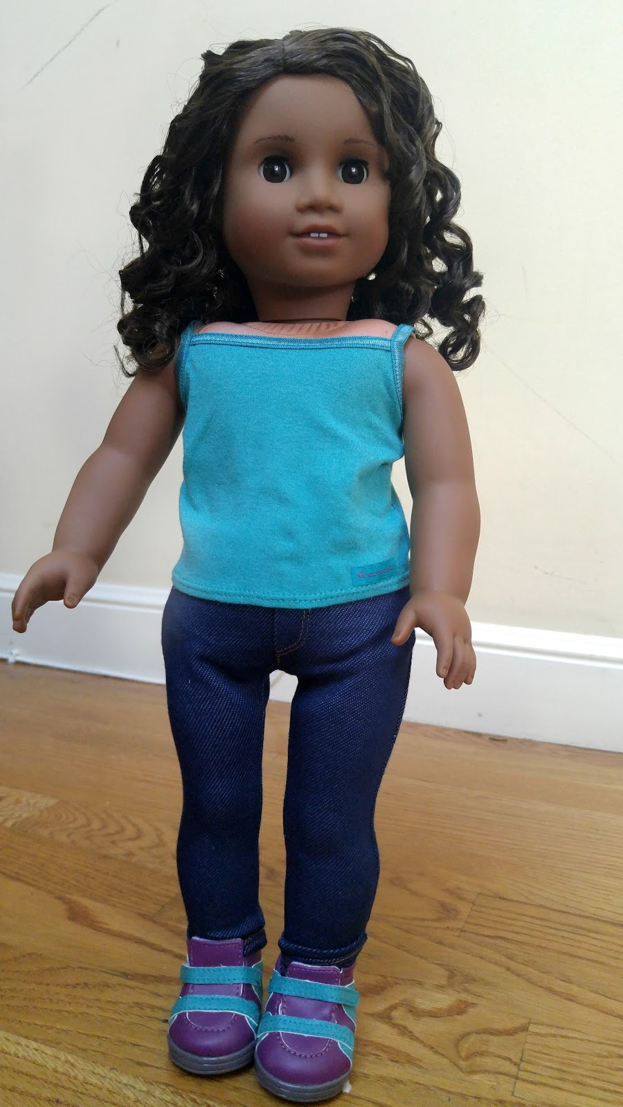 Bonggamom Finds Meet Gabriela, American Girl Of The Year -5710