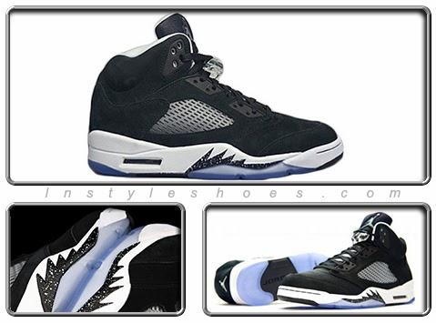 b91830ad96f Air Jordan 5 Oreo - Black Friday 2013 Release 11/29/13 - Instyleshoes.com