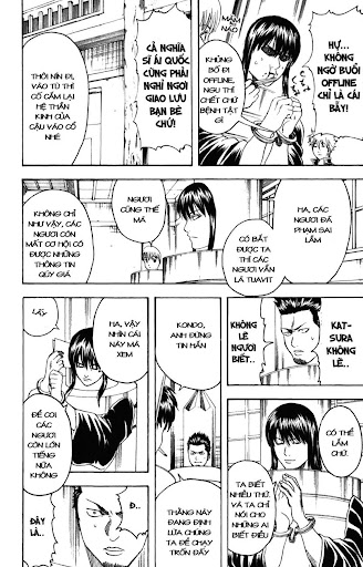 Gintama Chap 192 page 6 - Truyentranhaz.net