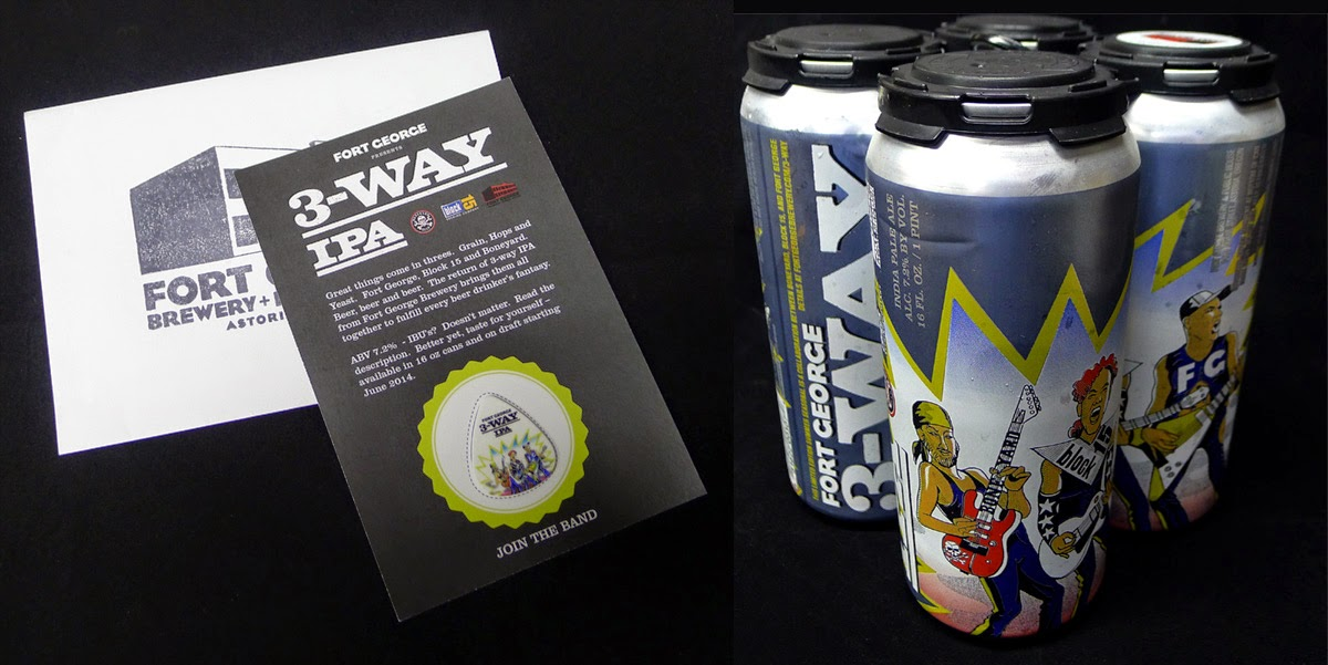 Beervana Buzz: New 3-Way IPA Steps to the Plate for Summer